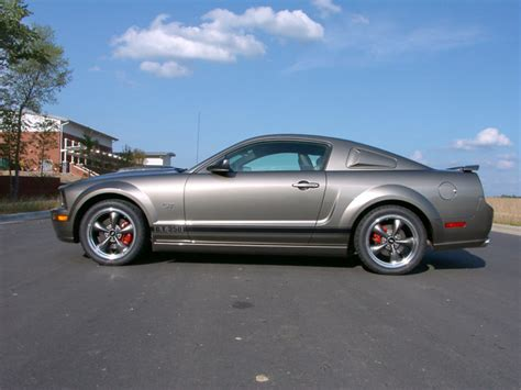 pics   mineral grey  gt  mustang source