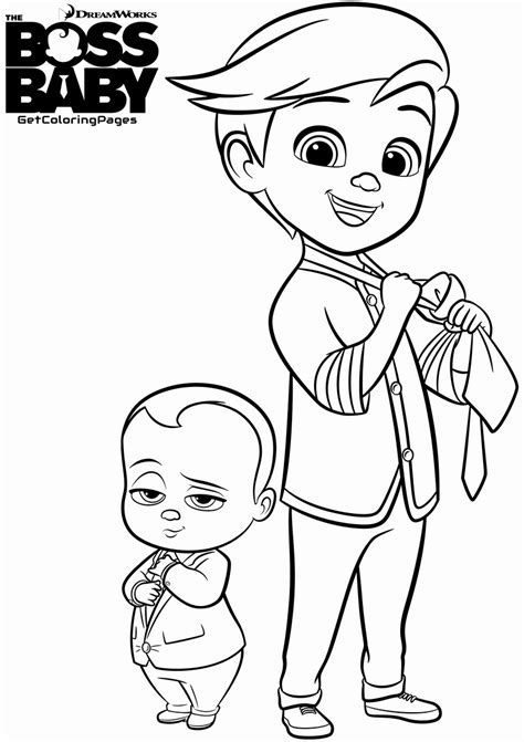 top   boss baby coloring pages baby coloring pages