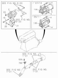 Isuzu Npr Bracket  Prod  Engine  Eng