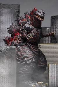 Godzilla – 12″ Head-to-Tail Action Figure – Shin Godzilla