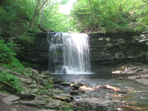 File:Ricketts Glen State Park Harrison Wright Falls 1.jpg ...