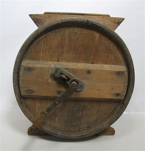 Antique Ls Ebay Australia by Antique Late 1800 S Primitive Wooden Barrel Crank