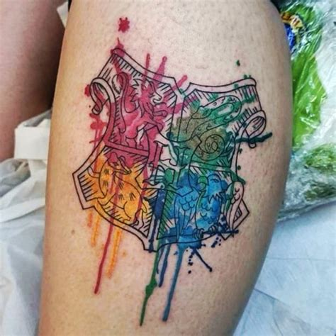 stunning colorful tattoos     jealous