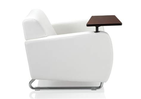 lounge chair with desk arm sela lounge chair with tablet tablet arm chair