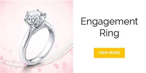 poh kong best engagement ring wedding ring band malaysia poh kong