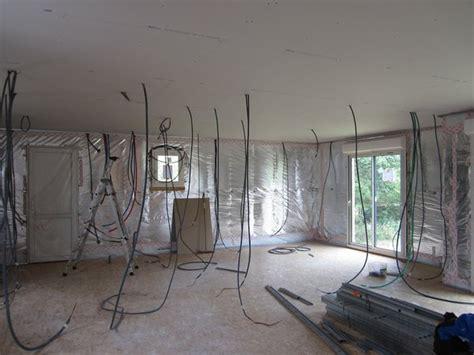 etape de construction d une maison la construction d une maison 224 ossature bois en 10 233 galerie photos d article 9 11