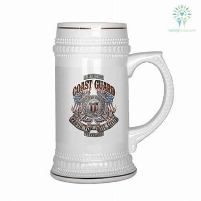 Guard Coast 1790 Served Proud Beer Stein