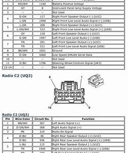 2008 Chevy Trailblazer Headlight Wiring Diagram