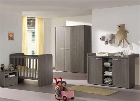 chambre d h e nancy chambre bébé complète contemporaine coloris bouleau gris