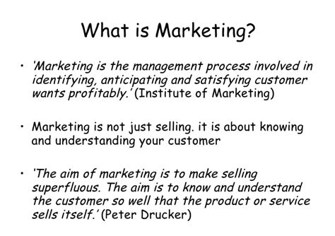 What S Marketing by What Is Marketing