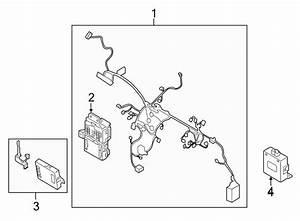 Hyundai Tucson Fuse Box  Junction Box Assembly  Pnl  A