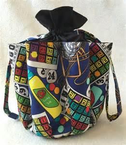Bingo Bags Dauber Holders