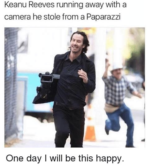 Keanu Memes - 25 best memes about running away running away memes