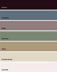 nuancier couleur lin great canape cuir atlas with With exceptional nuancier peinture couleur taupe 17 chambre mur gris et rouge