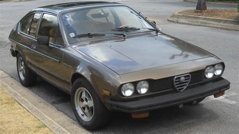 1979 Alfa Romeo Alfetta For Sale #1846834  Hemmings Motor