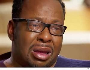 Bobby Brown Breaks Down Crying Over Whitney Houston