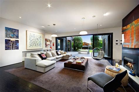 extension interior design ideas elegant victorian residence in melbourne gets a classy contemporary extension