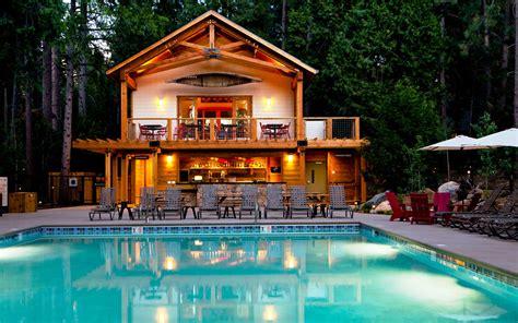 Evergreen Lodge Hotel Review Yosemite National Park Travel