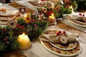 deco table de noel en 27 idees magiques faciles a imiter With idees deco fait maison