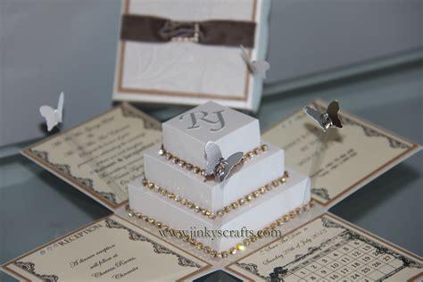 cheap wedding invitation home jinkys crafts