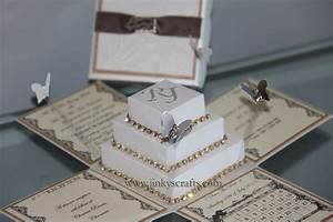 top collection of box wedding invitations theruntimecom With box wedding invitations pakistani