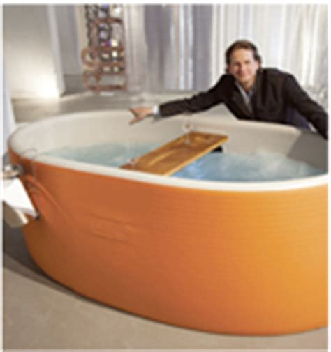 blofield bathtub the bubble blo new inflatable jacuzzi tub from blofield