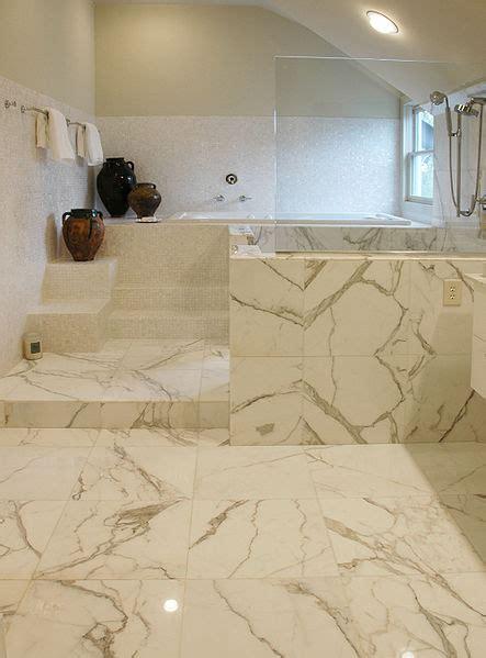 calacatta oro xx polished marble tile