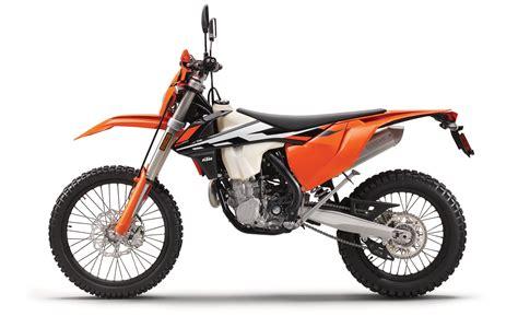 Ktm 500 Exc-f Enduro Bike