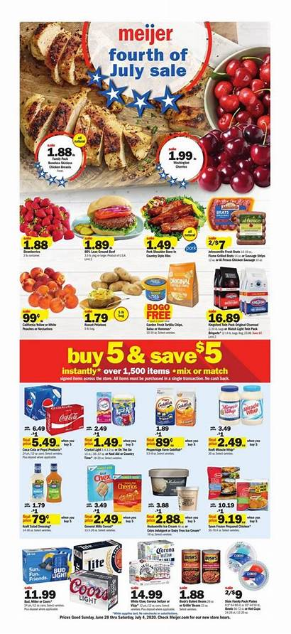 Meijer Weekly Ad Jul Jun
