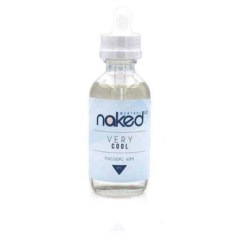 Very Cool Eliquid By Naked 100 Review  Vapor List
