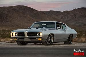Car, Feature, Modern, Performance, Tucked, Inside, A, 1969, Gto