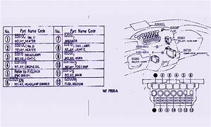 Fuse Box Diagram For 93 Toyota Previa