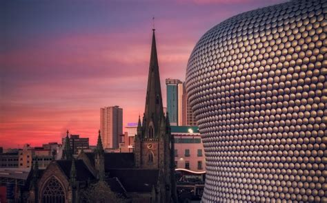 Incredible pictures showing beautiful Birmingham will take ...