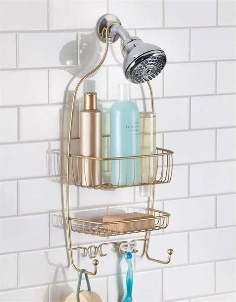 3578 shower caddy basket bathroom shower caddy shelf organizer bath wall storage