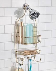 Bathroom, Shower, Caddy, Shelf, Organizer, Bath, Wall, Storage, Rack, Soap, Shampoo, Holder