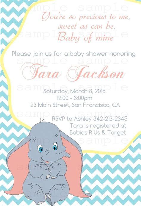 Dumbo Baby Shower - best 25 dumbo baby shower ideas on babyshower