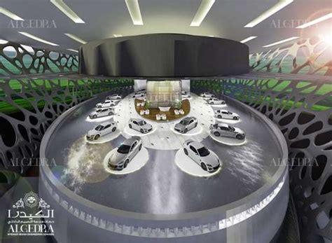Car Showroom Interior Design in Dubai