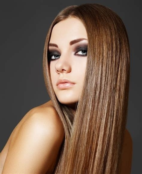 long straight hair styles long hairstyles