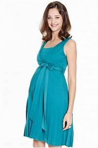 robe grossesse et allaitement habillee vert emeraude With robe de grossesse pour un mariage