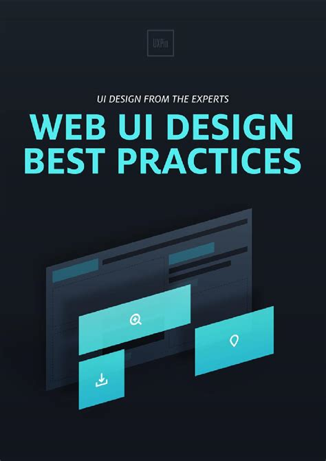 ui ux design uxpin web ui design best practices by francisco corral