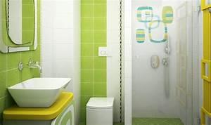 Aménager Une Petite Salle De Bain : conseils pour am nager une petite salle de bain ~ Melissatoandfro.com Idées de Décoration
