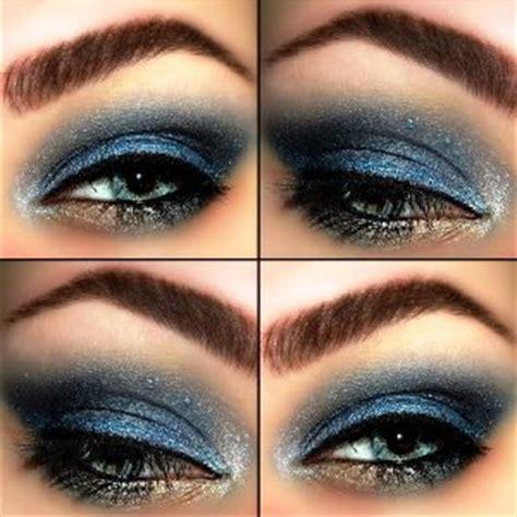 blue purple butterfly eyeshadow tutorial amazingmakeupscom