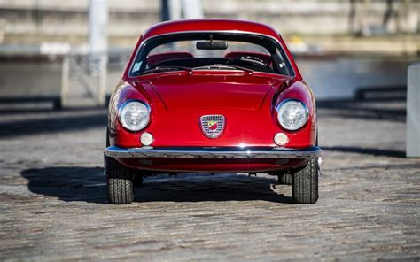 1960 abarth 750 vintage car for sale