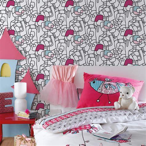 univers chambre bébé papier peint chambre fille pas cher paihhi com