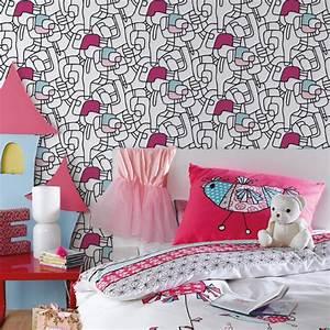 Tapisserie 4 Murs : papier peint d coration bien choisir le papier peint ~ Zukunftsfamilie.com Idées de Décoration