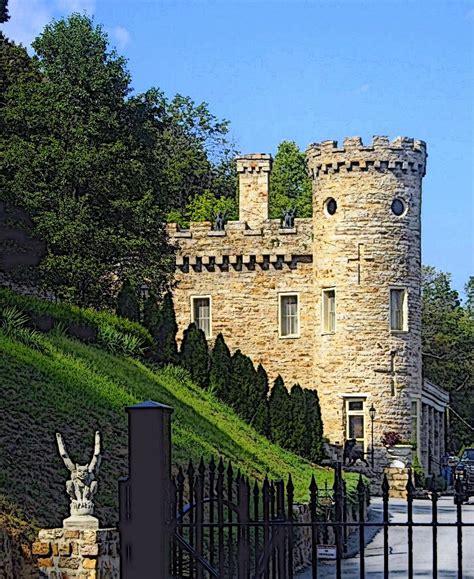castles in virginia castle at berkeley springs west virginia explorer