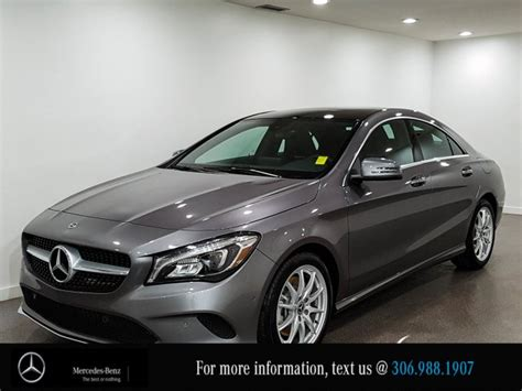 New 2018 Mercedes-benz Cla Cla 250 Save 00, 3 Payment