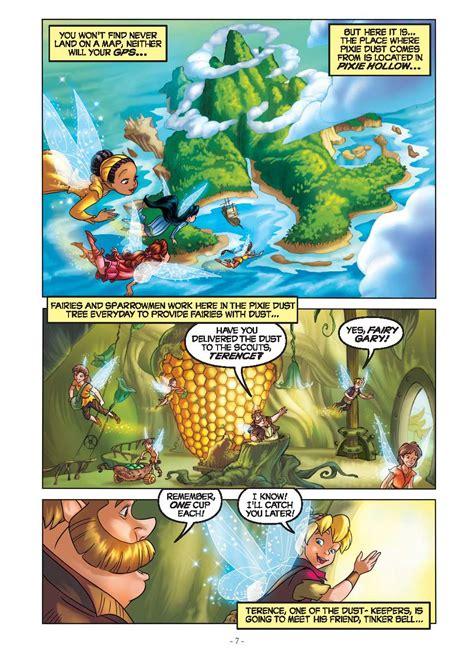 sneak peek tinker bell and the lost treasure — major spoilers — comic book reviews news