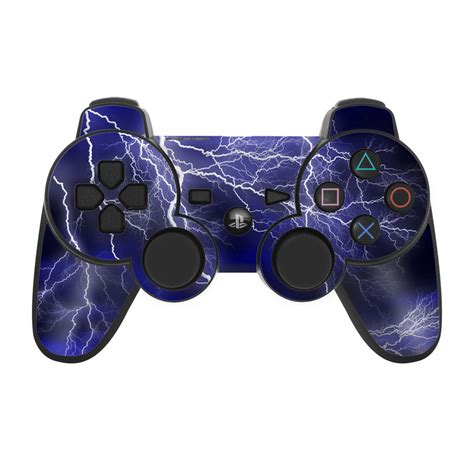 ps controller skin apocalypse blue  gaming decalgirl