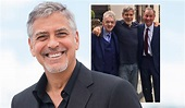 George Clooney Spent Easter In Ireland with Distant Irish ...